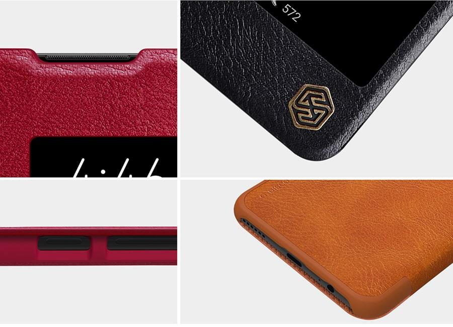 کیف چرم مصنوعی نیلکین برای گوشی Huawei Mate 30