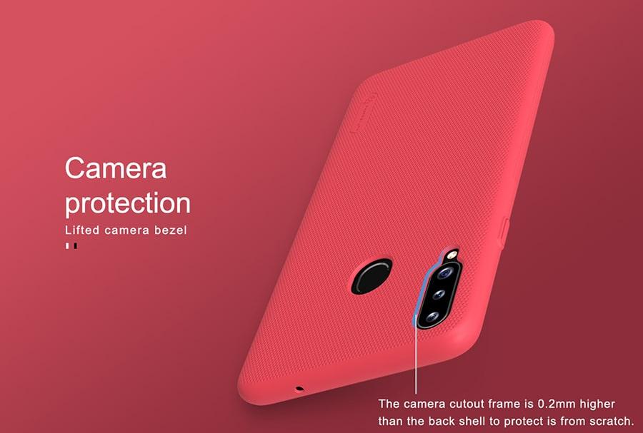 کاور محافظ نیلکین Samsung Galaxy A20s