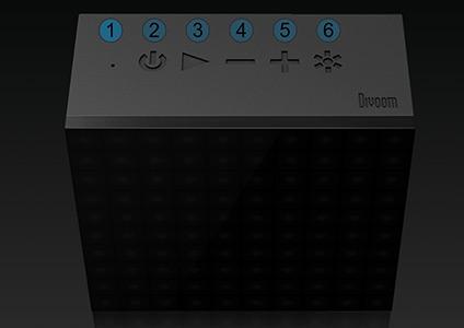 اسپیکر بلوتوث دیووم Divoom Aurabox Bluetooth Speaker